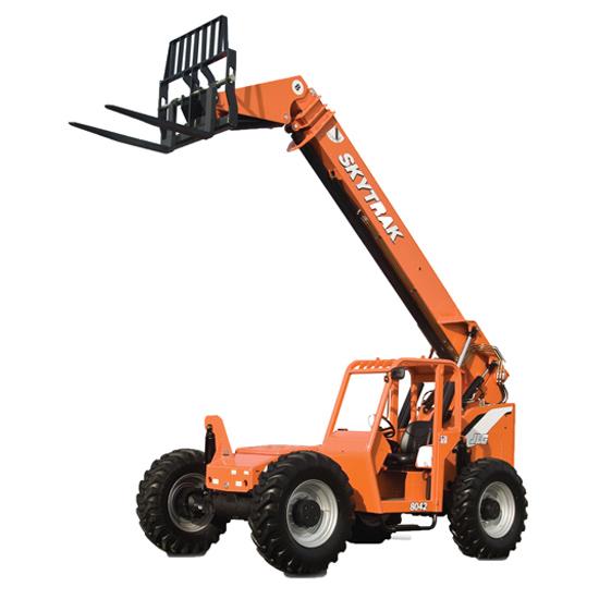 Forklift Skytrak Rentals Odessa TX
